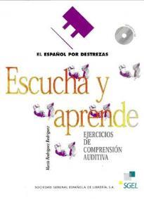 ESCUCHA Y APRENDE (+ CD)