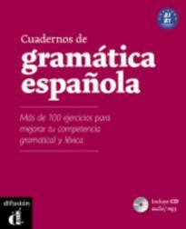 CUADERNOS DE GRAMATICA ESPANOLA A1 - B1 EJERCICIOS (+ CD)