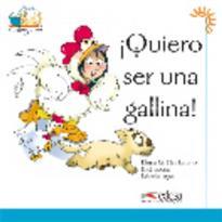COLEGA LEE 1: ¡QUIERO SER UNA GALLINA!