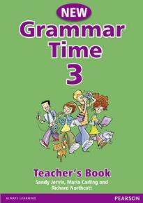 GRAMMAR TIME 3 TEACHER'S BOOK  N/E