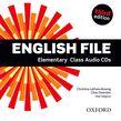 ENGLISH FILE 3RD ED (4) ELEMENTARY CD CLASS
