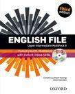 ENGLISH FILE 3RD ED Β UPPER-INTERMEDIATE MULTI PACK (+ iTUTOR + iCHECKER + ONLINE SKILLS)
