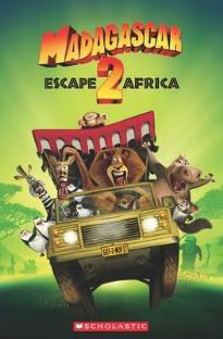 POPCORN ELT READERS 2: MADAGASCAR: ESCAPE TO AFRICA (+ ONLINE RESOURCES)