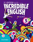INCREDIBLE ENGLISH 5 STUDENT'S BOOK 2ND ED