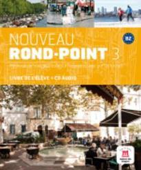 ROND POINT 3 B2 METHODE (+ CD) N/E