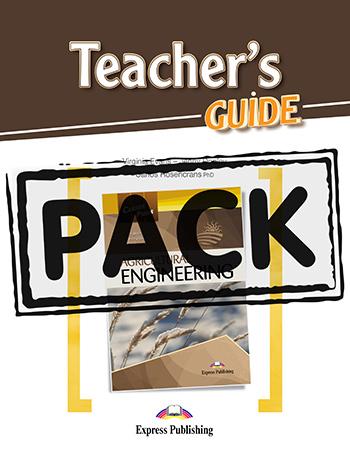 CAREER PATHS AGRICULTURAL ENGINEERING TEACHER'S BOOK  PACK (+ CDS + CROSS-PLATFORM APPLICATION)