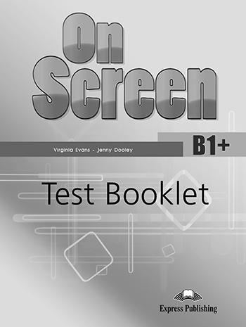ON SCREEN B1+ TEST