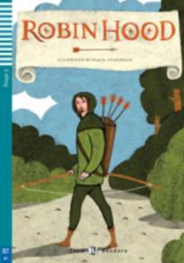 TEEN ELI READERS 3: ROBIN HOOD B1 (+ CD)