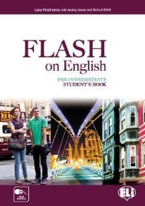 FLASH ON ENGLISH PRE-INTERMEDIATE STUDENT'S BOOK