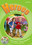 HEROES 1 STUDENT'S BOOK (+ CD)