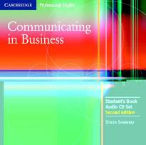 COMMUNICATING IN BUSINESS CD CLASS 2ND ED