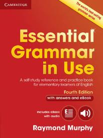 ESSENTIAL GRAMMAR IN USE STUDENT'S BOOK (+ INTERACTIVE E-BOOK) W/A 4TH ED