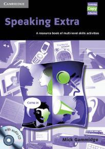 SPEAKING EXTRA (+ AUDIO CD)