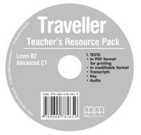 TRAVELLER Β2 - ADVANCED C1 CD-ROM TEST