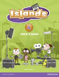 ISLANDS + PIN CODE 4 STUDENT'S BOOK