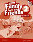 FAMILY AND FRIENDS 2 WORKBOOK (+ONLINE PRACTICE) 2ND ED