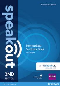 SPEAK OUT INTERMEDIATE STUDENT'S BOOK (+ MY ENGLISH LAB) 2ND ED