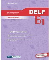 DELF B1 ECRIT PROFESSEUR N/E