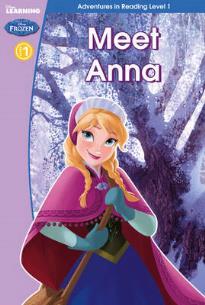 DISNEY LEARNING 2: MEET ANNA  PB