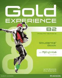 GOLD EXPERIENCE B2 STUDENT'S BOOK (+ DVD) (+ MY LAB PACK)