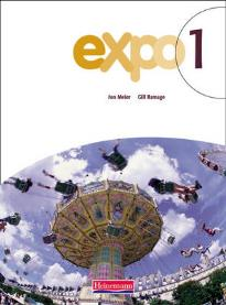 EXPO 1 STUDENT'S BOOK PB