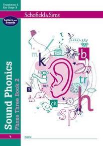 SOUND PHONICS PHASE THREE BOOK 2 PB