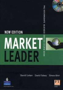 MARKET LEADER PRE-INTERMEDIATE STUDENT'S BOOK (+ MULTI-ROM) N/E
