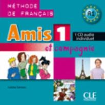 AMIS ET COMPAGNIE 1 A1 CD INDIVIDUEL