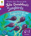 OXFORD READING TREE SONGBIRDS TADPOLES AND OTHER STORIES (STAGE 4) PB