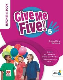 GIVE ME FIVE! 5 TEACHER'S BOOK  BOOK PACK