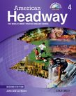 AMERICAN HEADWAY 4 STUDENT'S BOOK (+ MULTI-ROM) 2ND ED