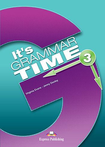 IT'S GRAMMAR TIME 3 STUDENT'S BOOK ENGLISH (+ DIGIBOOKS APP)