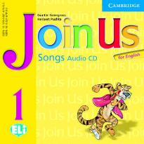 JOIN US FOR ENGLISH 1 CD SONG