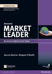 MARKET LEADER ADVANCED ACTIVE TEACH CD-ROM 3RD ED