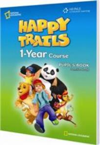 HAPPY TRAILS 1 YEAR STUDENT'S BOOK (+ CD)