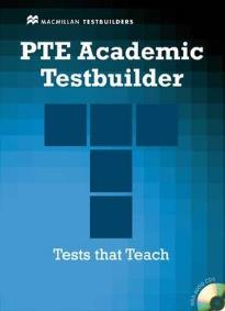 TESTBUILDER PTE STUDENT'S BOOK PACK (+ AUDIO CD) ACADEMIC