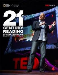 21st CENTURY READING - TED TALKS 4 STUDENT'S BOOK