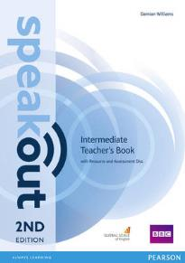 SPEAK OUT INTERMEDIATE TCHRS GUIDE (+ RESOURCE & ASSESSMENT DISC) 2ND ED