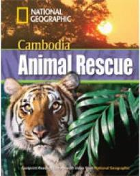 NGR : CAMBODIA ANIMAL RESCUE B1 (+ DVD)