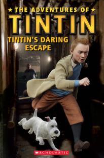 POPCORN ELT READERS 1: THE ADVENTURES OF TINTIN: (+ CD) TINTIN'S DARING ESCAPE