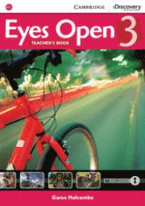 EYES OPEN 3 TEACHER'S BOOK