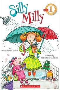 SCHOLASTIC READER SILLY MILLY 1 PB
