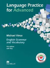 LANGUAGE PRACTICE FOR ADVANCED STUDENT'S BOOK WITH KEY (+ MPO PACK) 4TH ED
