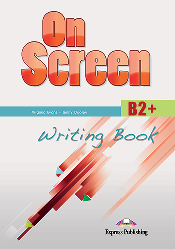 ON SCREEN B2+ WRITING BOOK 2015