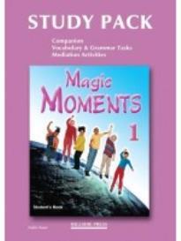 MAGIC MOMENTS 1 STUDY PACK