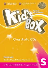 KID'S BOX STARTER CD CLASS (2) UPDATED 2ND ED