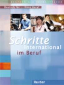 SCHRITTE INTERNATIONAL IM BERUF - DEUTSCH FÜR … IHREN BERUF