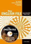 NEW ENGLISH FILE UPPER-INTERMEDIATE TEACHER'S BOOK  (+ TEST + CD-ROM)