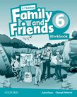 FAMILY AND FRIENDS 6 WORKBOOK 2ND ED