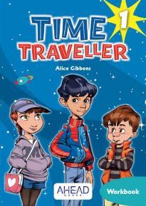 TIME TRAVELLER 1 WORKBOOK